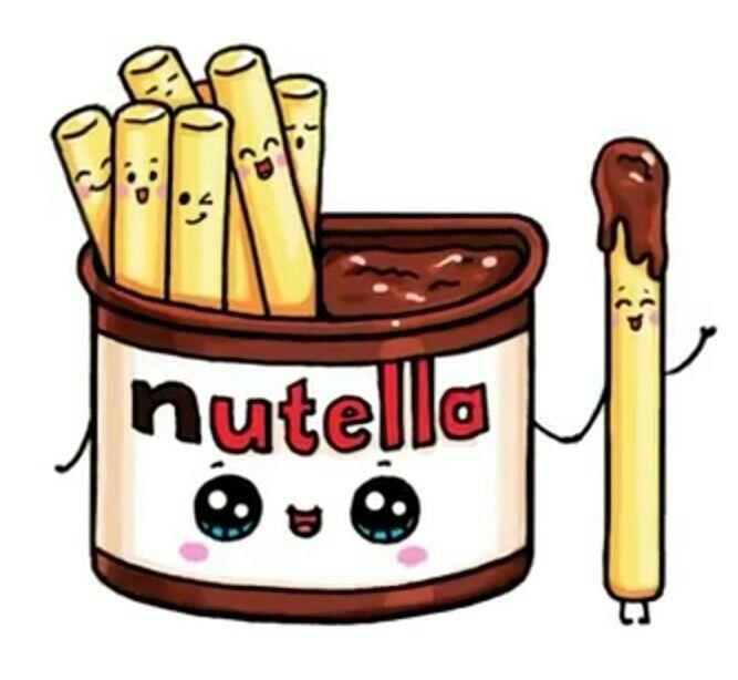 Nutella magique en 2020 | Dessin nutella, Dessin kawaii ...
