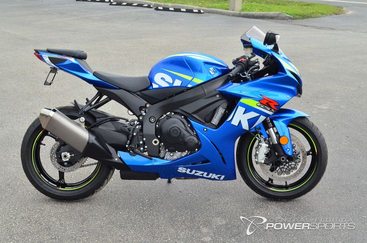 Used 2015 Suzuki GSX-R600 Motorcycle For Sale Kissimmee - Central Florida PowerSports