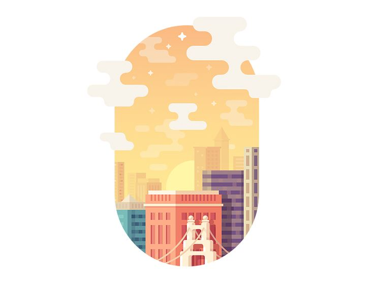 We're working on guidelines for our new illustration style. Here's a snapshot from it.