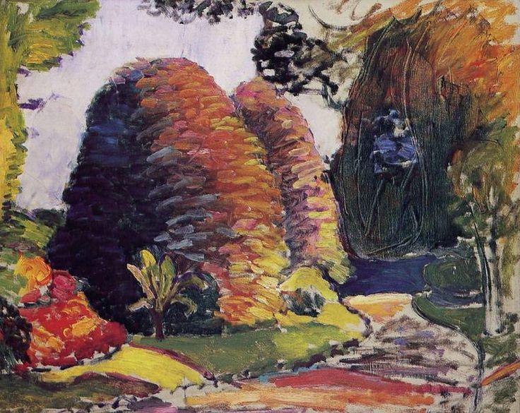 666 best henri matisse 1869 1954 images on pinterest for Le jardin henri vinay