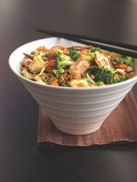 Chicken Fried Rice - Healthy Recipe Finder | Prevention  Great reviews