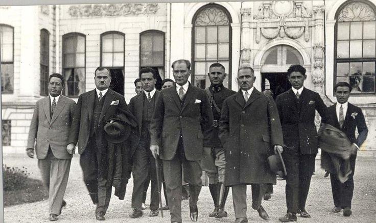 Atatürk dolmabahçe