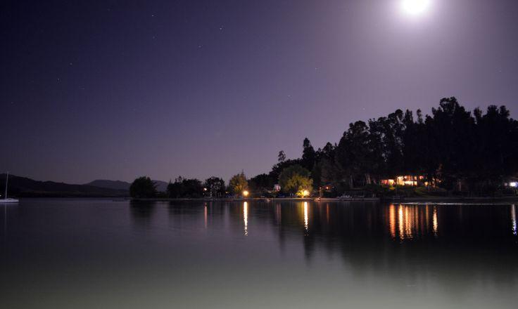 Lago Rapel. Foto de Luis Fernández Olivares.