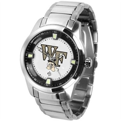Keep track of time with the Wake Forest Demon Deacons Men's Titan Watch for $149.95!
