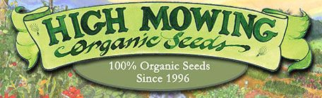 High Mowing Organic Seeds is an independently-owned, farm-based seed company dedicated to supporting sustainable agriculture and providing farmers and gardeners with the highest quality certified organic seed.