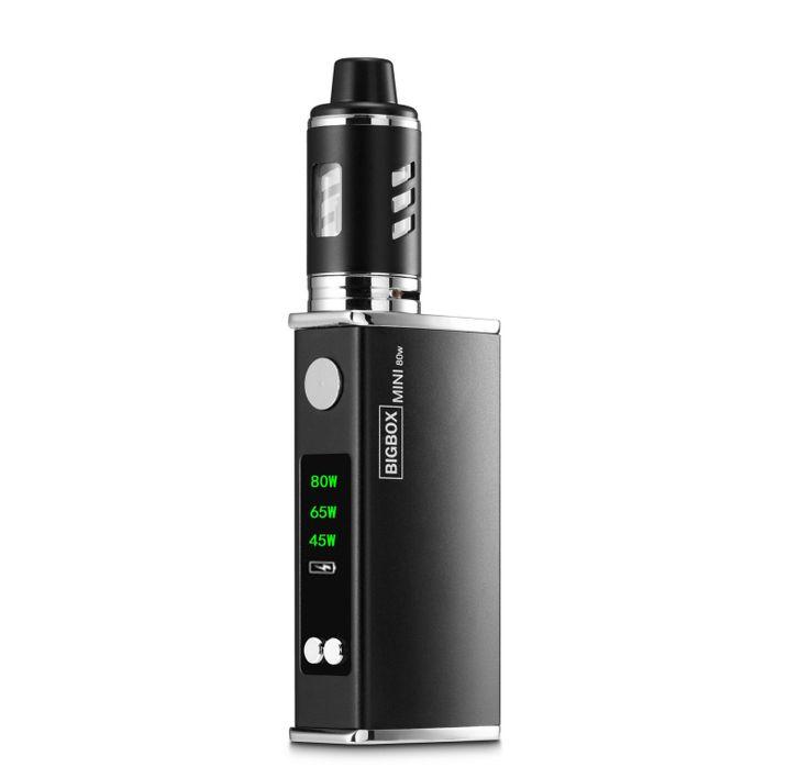80 W Coffre-Fort Électronique Cigarette Vaporisateur Mod Boîte Shisha Stylo E Cig Fumée LED Grande Fumée Vaporisateur Narguilé Vaper Mécanique Cigarettes