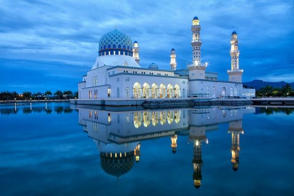 City Mosque, Kota Kinabalu - Malaisie