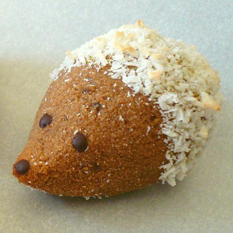 Recipe: Hedgehog Cookies Food and Fitness Adventures | Grok Grub