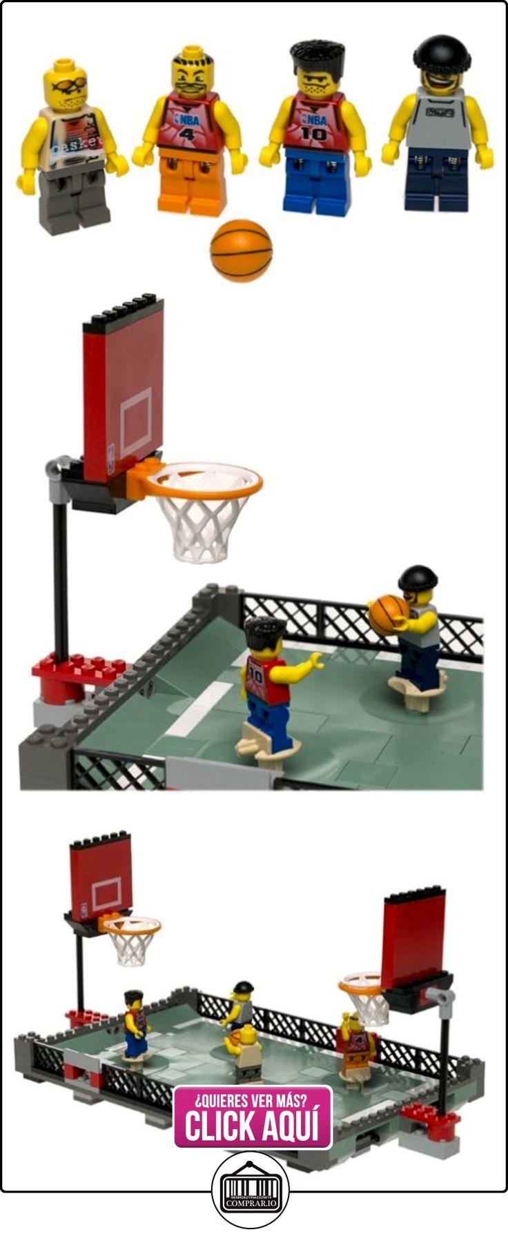 LEGO Sports - Streetball 2 vs 2 Set 3431  ✿ Lego - el surtido más amplio ✿ ▬► Ver oferta: http://comprar.io/goto/B0000798L8