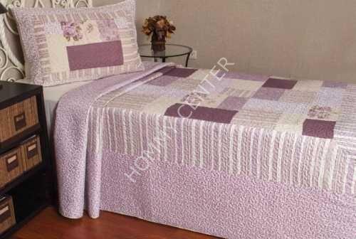 Begonville Lilac Yatak Örtüsü Tek Kişilik | Begonville | Yatak Setleri