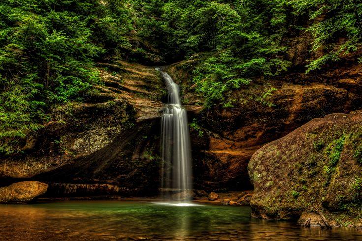 17 Best Ideas About Waterfall Wallpaper On Pinterest