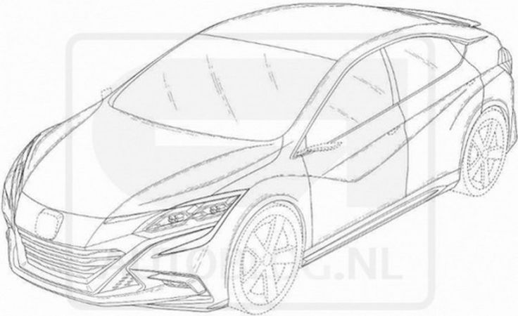 New #Honda hatchback concept for China leaked in patent drawings –