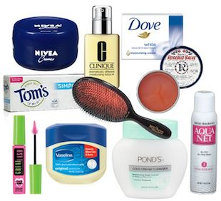10 Old-School Beauty Products That Still Work Like a Charm