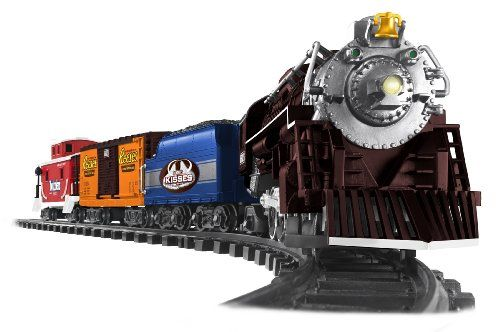 Lionel Hershey's Freight G-Gauge Train Set for $60