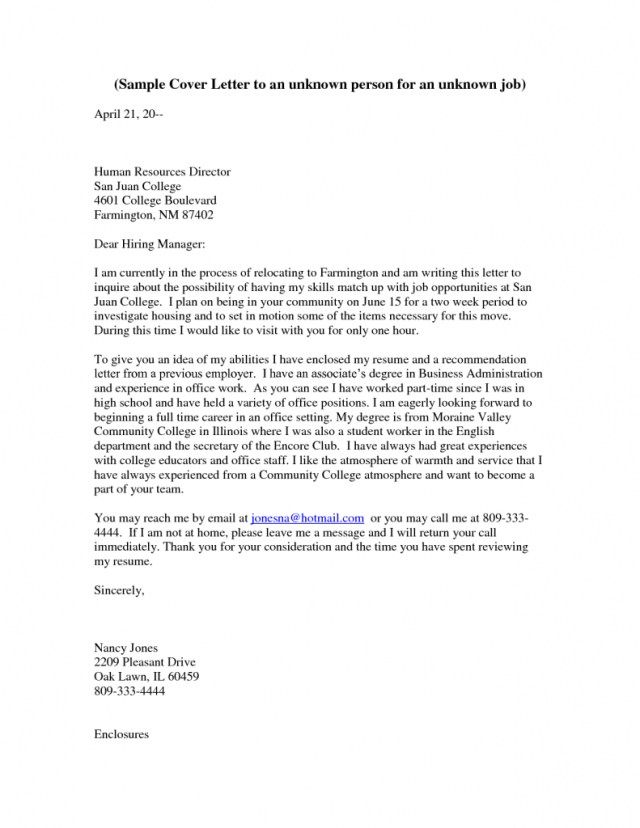 30+ How To Address A Cover Letter Cover Letter Designs Cover