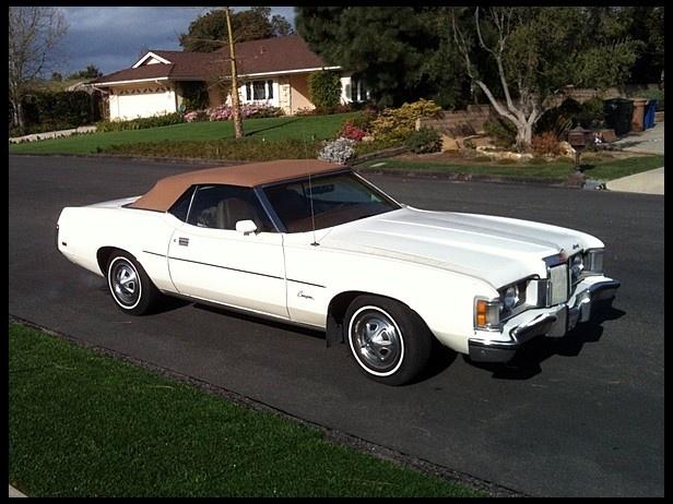 .: 1973 Xr7, Xr7 Cougar