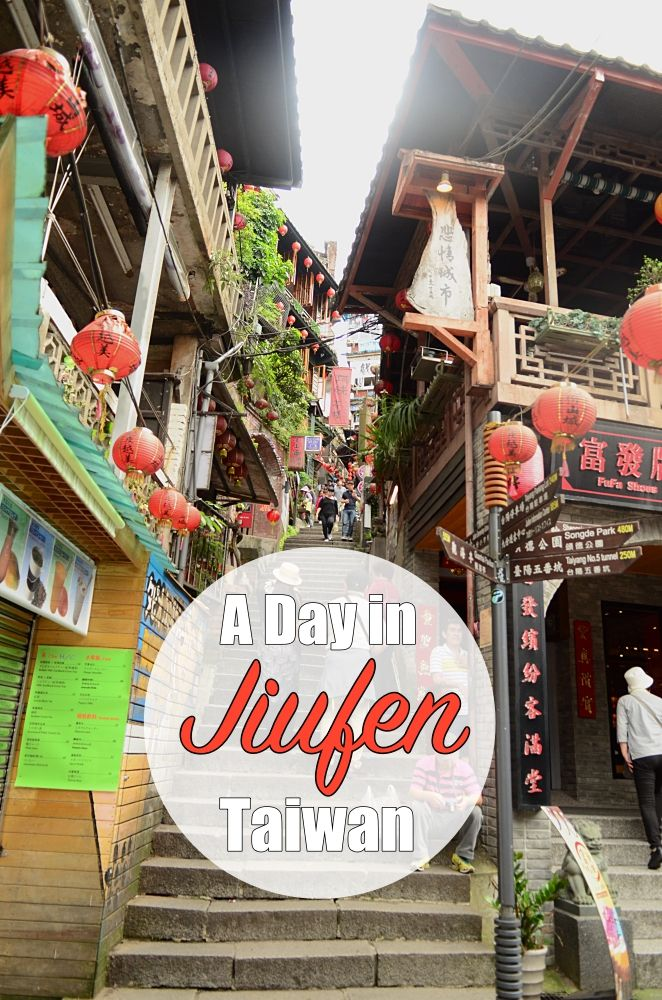 A Day in Jiufen @ Taiwan