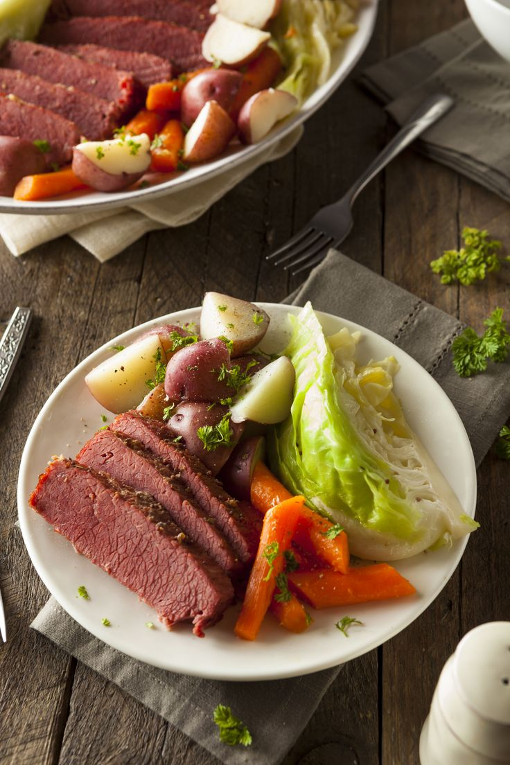 Happy National Corned Beef and Cabbage Day!