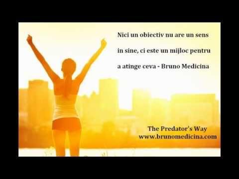 The Predators Way cu Bruno Medicina (II) www.bunomedicina.com #BrunoMedicina #ThePredatorsWay #CaleaRazboinicului #DezvoltarePersonala