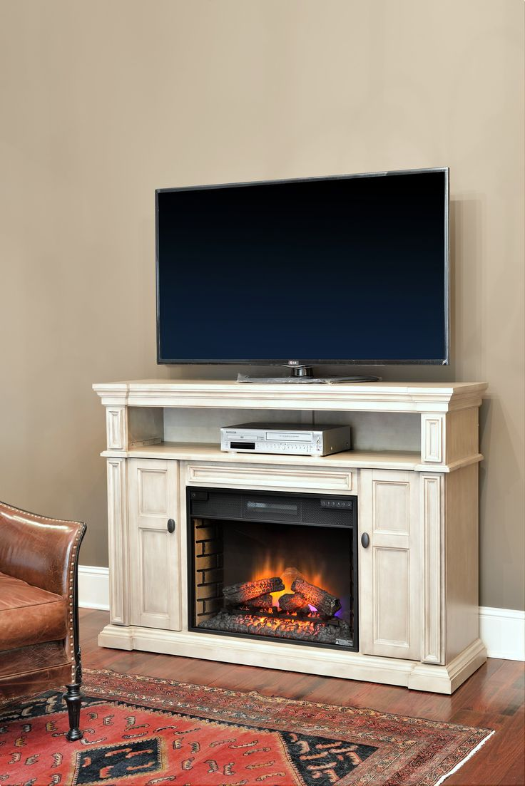 Electric Fireplaces Media Consoles And Consoles On Pinterest