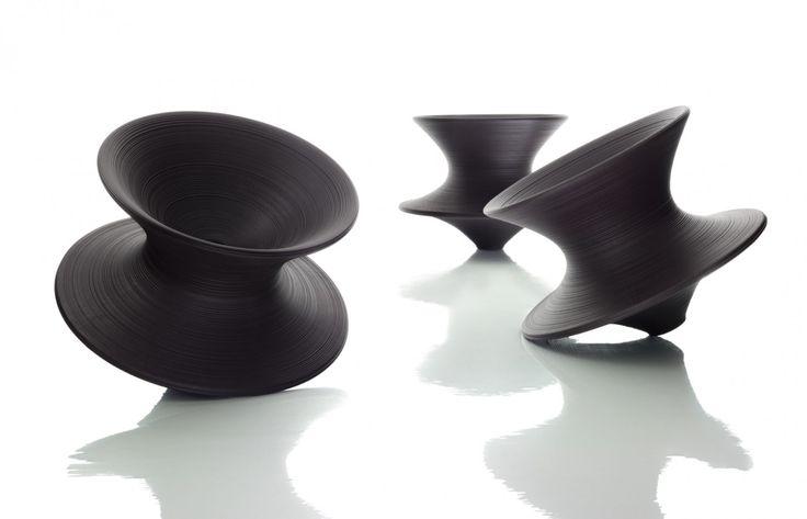 Spun | Heatherwick Studio Heatherwick Spun Chair