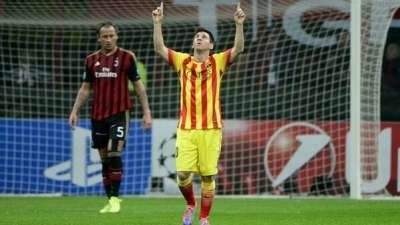 Hasil pertandingan Ac Milan vs Barcelona 1 -1 | Berita Bola Terbaru