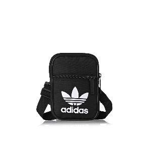 Bolsas Adidas Originals - Bolsa Adidas Originals Festival - Negro