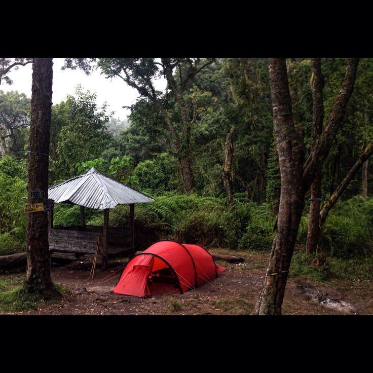 Pos 3 Gunung Tambora