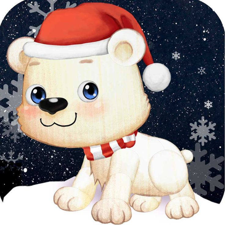 Christmas Apps This is the best so far!! To dowload this is the link https://itunes.apple.com/us/app/xmas-christmas-celebrations/id925134917?ls=1&mt=8