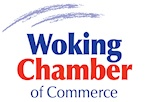 The Lightbox sponsor, Woking Chamber of Commerce