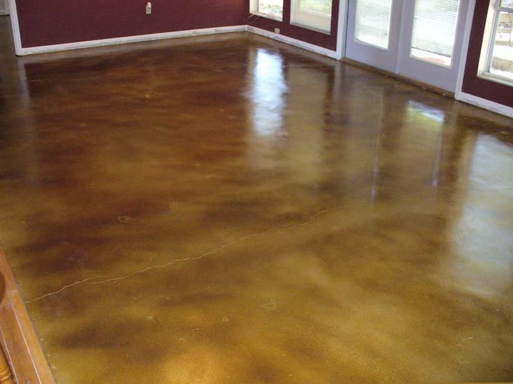 acid etching concrete stain best 25 acid concrete ideas on acid stained 3977