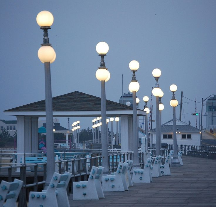 Jersey Shore- boardwalk