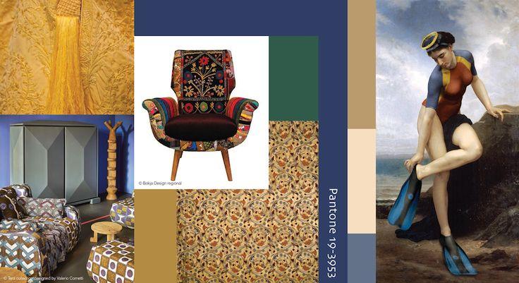 MoOD trend book: trends in dessin, textiel en kleur 2016/2017 #trends #patterns #textile #colour