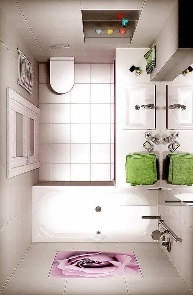 Banheiro 160 160 3d Cuartos De Banos Pequenos Banos Pequenos Planos De Banos Pequenos