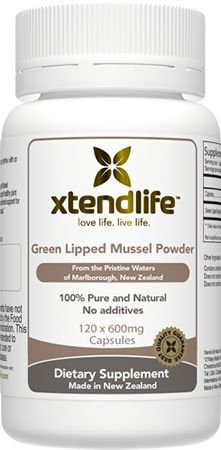 Image for Green Lipped Mussel Powder Bottle