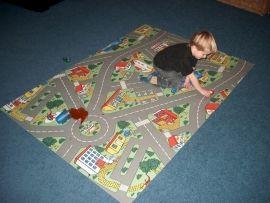 Hygienische speelmat Playtime | Hygiënische speelmatten | Speeltapijt, Speelkleed, Speelmat, Verkeerstapijt, Cars tapijt