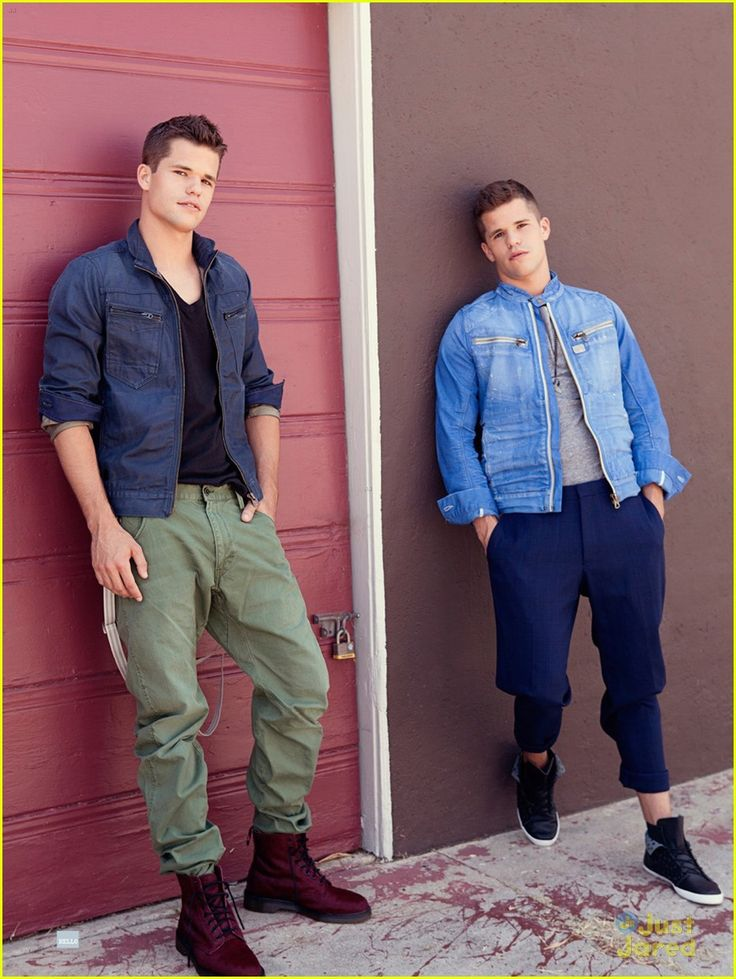Max & Charlie Carver: 'Bello' Boys | max charlie carver bello fashion feature 08 - Photo