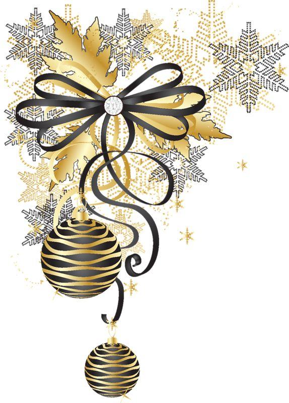 Днем рождения, золотые украшения для открыток