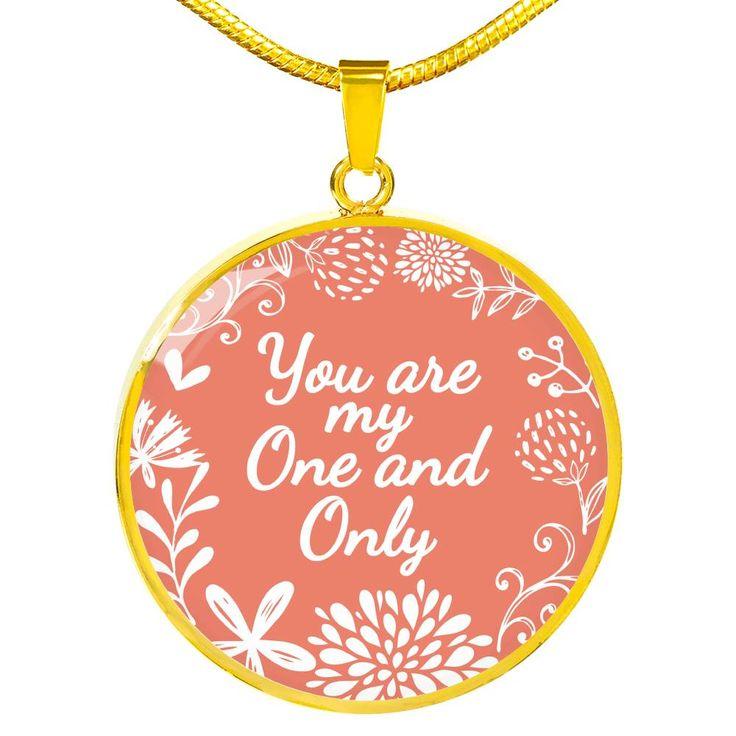 To My Girlfriend Necklace Gift Woman Necklace Birthday from Boyfriend Anniversary Gift Idea 2530fHcn AvA
