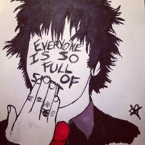 """jesus of suburbia   green day; part 3: """"i don't care"""" is probably my favorite part of the song :D"""