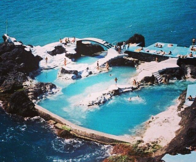 Lava Pool, Madeira