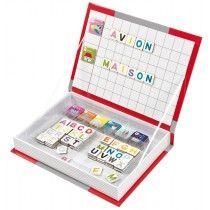 Janod - Magnetic Book Alphabet