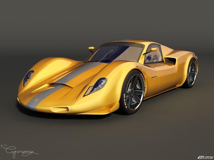 Porsche 906 Concept