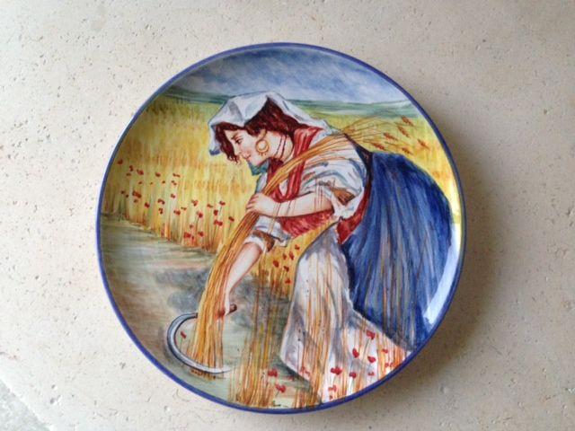 """Donne d'Abruzzo """" la spigolatrice"""""""
