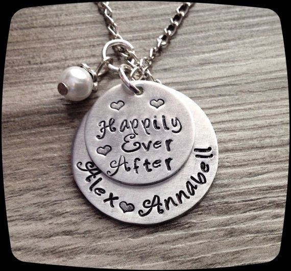 5 Year Wedding Anniversary Gift Jewelry : Anniversary Jewelry 10 year 20 year Wedding by ThatKindaGirl