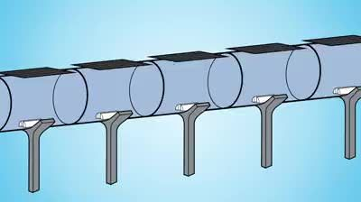 Science of the Hyperloop - Future Vehicle