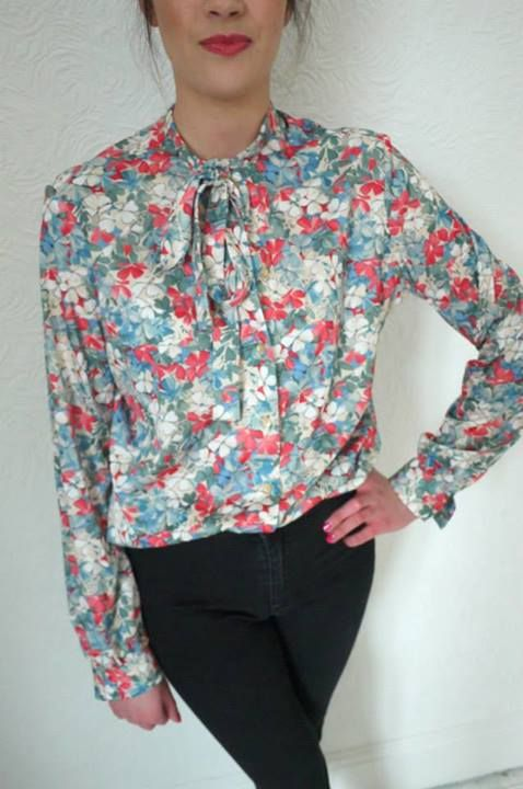 blouse £10