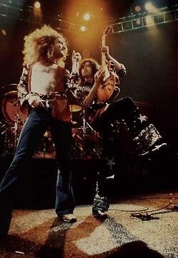 """Led Zeppelin, """"Black Moutainside"""""""