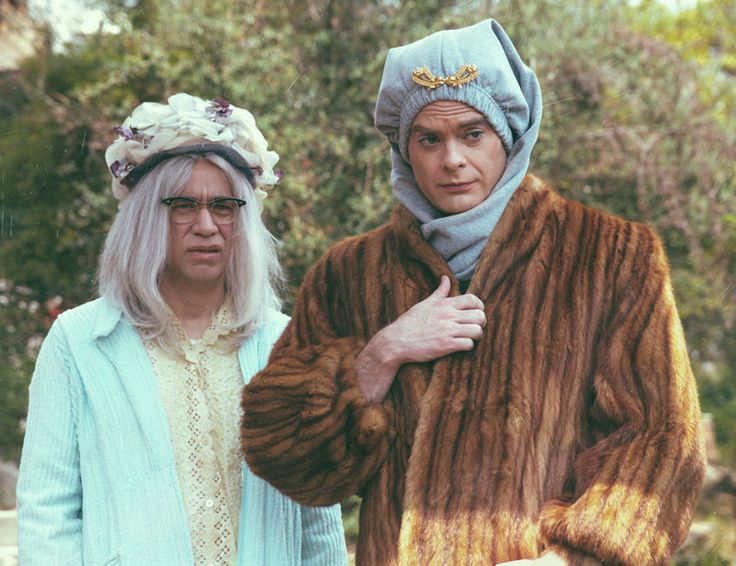 Documentary Now!(IFC)Somehow, between starring in movies, hosting talk shows, and writing, producing, and starring in Portland-centric sketch-comedy shows, former SNL bros Bill Hader, Fred Armisen, and Seth Meyers have found the time to create this six-part series that lampoons iconiic docuseries.