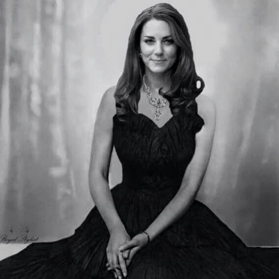 """Catherine, Duchess of Cambridge. """"A Diamond is born only after the Coal withstands tremendous pressure, and endures enormous heat for thousands of years. Creation and Cultivation of the Beauty doesn't happen by chance. Endurance is truly the key to Success."""" - Deodatta V. Shenai-Khatkhate"""